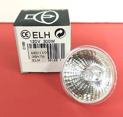 Lot of 2 ELH NEW Photo Stage Projection LIGHT BULB Studio LAMP NOS NEW
