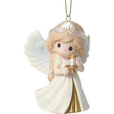 "Precious Moments ""He Is The Light"" 8th Annual Angel Series Ornament"