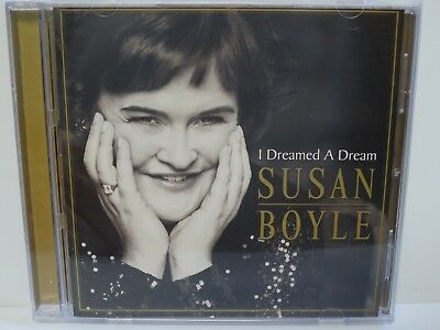Susan Boyle ~ I Dreamed A Dream ~ 2009 ~ Like New Cd