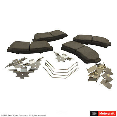 Motorcraft Front Brake Pads BR1164B 2010 Ford Fusion 2.5L L4 BE1164 BE1164