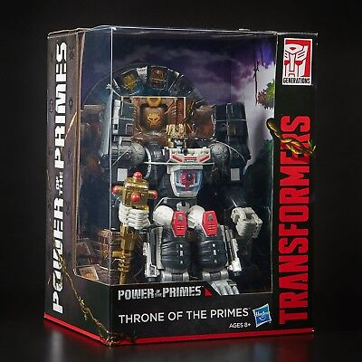 SDCC 2018 Hasbro Exclusive Transformers Generations Power of the Primes Optimus