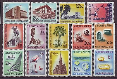 m4532/ South West Africa Complete MH Issue 1961