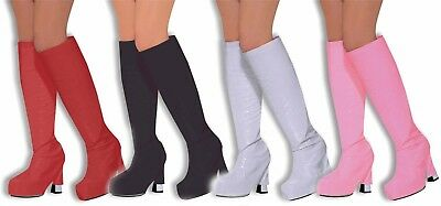 1960S 1970S Boot Top Covers Go Go Hippy