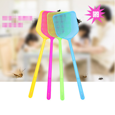 2x Plastic Swat Pest Control Large Hand Insect Fly Wasp Bug Killer Swatter Sales