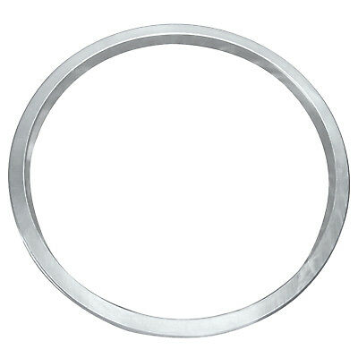 "HFS(R) 304 Stainless Steel 12"" Tri-Clamp Filter Plate Ring Insert"