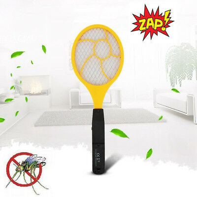 1/2x Bug Bat Zapper Wasp Mosquito Killer Fly Insect Swat Swatter Electric Racket