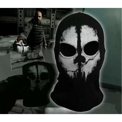 Call of Duty GHOST Ghost Mask Mask Taro Outdoor CS Tactical Hat Riding Windproof