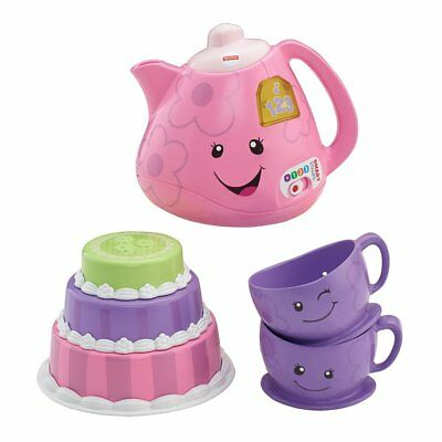 Fisher Price Teatime Playset With Lights & Music Laugh & Learn Smart Stages