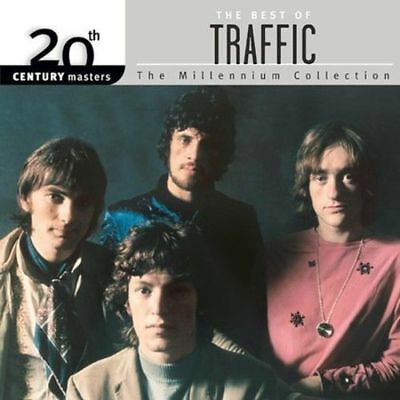 Traffic - The Best Of Cd ~ Hits ~ Steve Winwood~Jim Capaldi~Dave Mason *new*