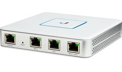 Ubiquiti UniFi USG Gigabit Enterprise Gateway Router