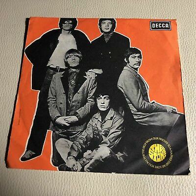 The Rolling Stones Respectable 45 Giri 7 Quot France Eur