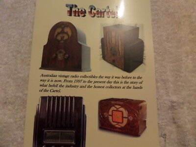 Radio History book -  The Cartel -  stories on the collectibles industry!
