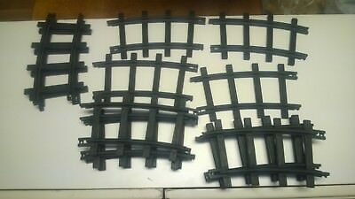 Lionel Large Scale Ready To Play Curve Train Track  7-11827  Lot Of 12