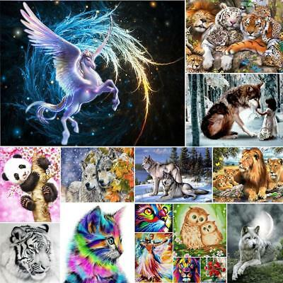 UK Craft 5D DIY Diamond Painting Full Drill Diamond Embroidery Home Decor Kits