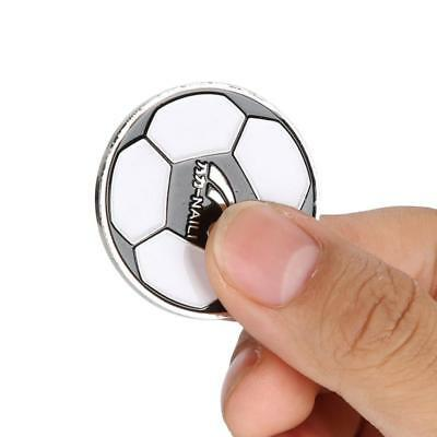 Football Soccer Referee Flip Coin Judge Toss Coin with Plastic Storage Case WY