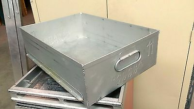 Aluminum Drawers for Airline Galley Cart trolley