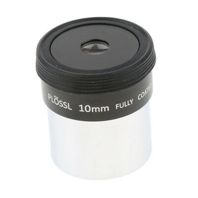 "Perfeclan 10mm Telescope Eyepiece Lens for Standard 1.25"" Astronomy Filters"