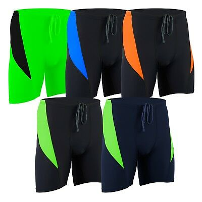 ACCLAIM Tianjin Mens Running Training Fitness Jogging Keep Fit Lycra Shorts