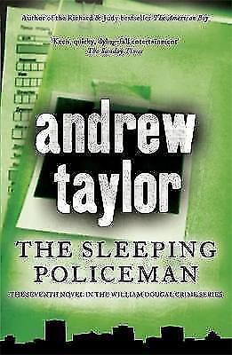 The Sleeping Policeman: William Dougal Crime Series Book 7 by Andrew Taylor