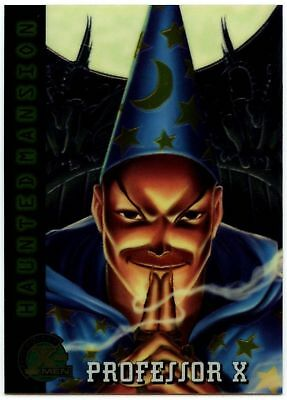 Professor X #95 X-Men Chromium Fleer Ultra 1995 Trade Card (C1399)