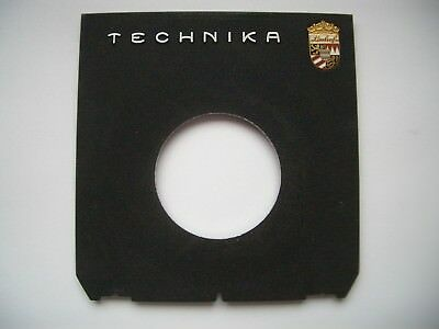 Linhof IV V 5x4 Technika  Lens board with 41.7mm compur 1 hole