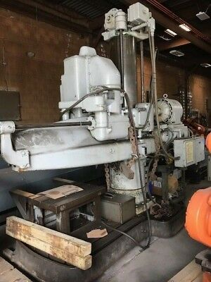 "Cincinnati Bickford Super Service Radial Arm(55"") Drill Press"