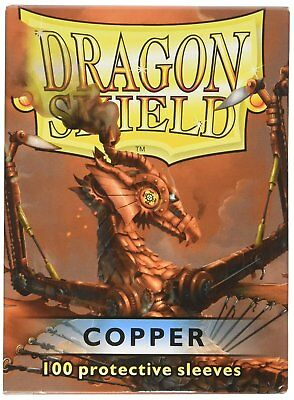 Dragon Shield Standard Sleeves (Copper)