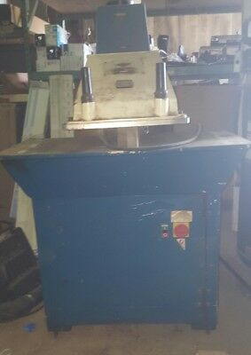 Samco sb25 Clicker Press