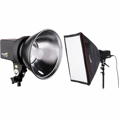 USED, Impact One Monolight Kit (120VAC), Missing Bulb, Free S/H