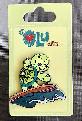 Olu Turtle 🐢 Friend Of Duffy Aulani Hawaii Disney Parks Trading Pin Sold Out