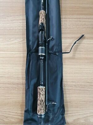 "SHIMANO Cranx Nano 7'6"" 1-4KG Spin Fishing Rod + Mesh Case + Warranty - 2 Piece"