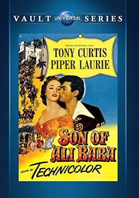 Son of Ali Baba  DVD NEW