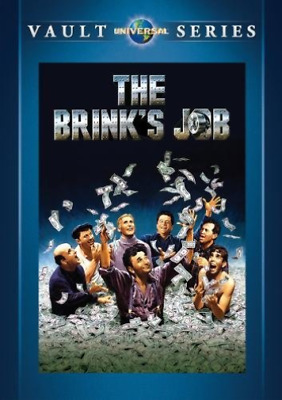 The Brink`s Job  DVD NEW