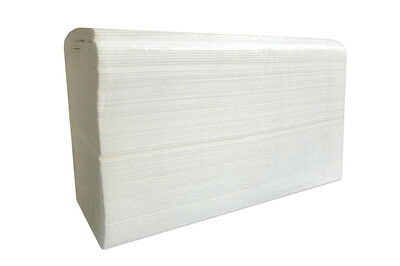 2400 Pcs 23x24 Dispenser Interleave HAND PAPER TOWEL STRONG ABSORBENT Multifold