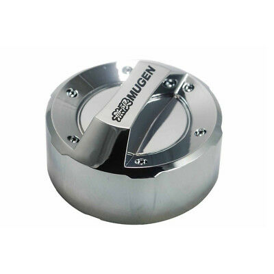 NEW Mugen Power Racing Gas Fuel Cap Cover For Acura Honda Accord Civic CR-Z Fit