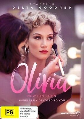Olivia - Hopelessly Devoted To You, DVD