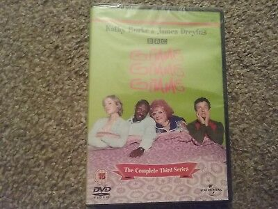 Gimme, Gimme, Gimme - Series 3 - Complete (DVD, 2007) new and sealed free post