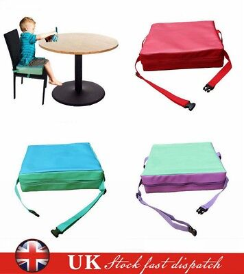 Child Baby Dining Feeding Chair Highchair Soft Cushion Portable Pad Seat Booster