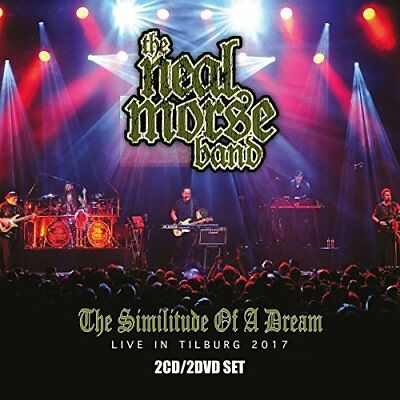 The Neal Morse Band  Live In Tilburg (NEW 2 x CD 2 x DVD)