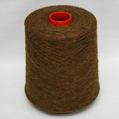 Shetland Weaving Yarn - Colour Antique - various cone weights