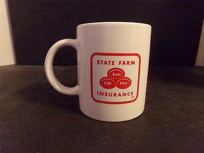 "State Farm Insurance Coffee Cup ""like A Good Neighbor""  (L9)"