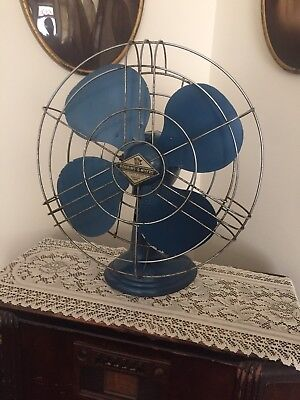 "Rare Antique Robbins & Myers 16"" Fan **Made In Brantford Ontario**"