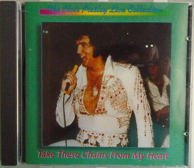 ELVIS PRESLEY - CD - Take These Chains From My Heart - BRAND NEW