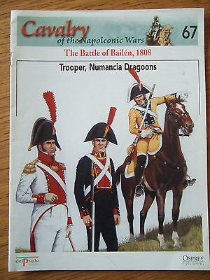 DEL PRADO CAVALRY NAPOLEONIC WARS-No 67 THE BATTLE OF BAILEN 1808