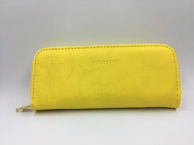 Insulated insulin pen case - yellow