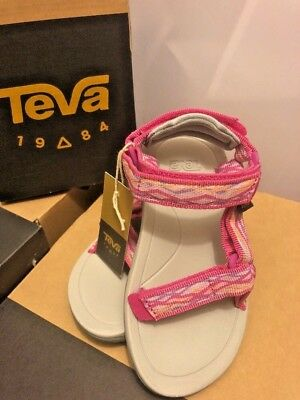 892a5f4dc67ce Teva Toddler( Baby ) Hurricane XL T 2 Sport Sandals Delmar Pink Size 8 New