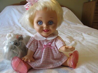 """Galoob Baby Face """"SO DELIGHTFULL DEE DEE #8"""" great condition, what a CUTEY!"""