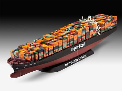 Container Ship Colombo Express REVELL 1:700 RV05152 Model