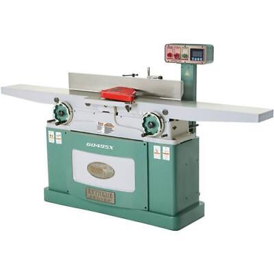 """G0495X 8"""" x 84"""" Jointer with Exclusive Digital Height Readout"""
