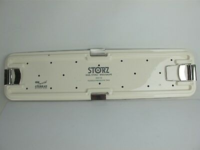 Karl Storz Flexible Endoskope Sterilization Tray Lid 39401AS - Top Cover Only
